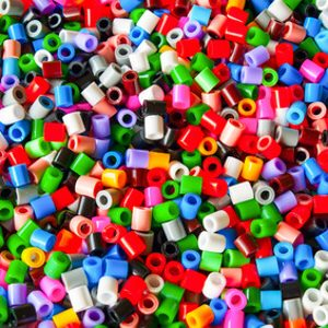 Perles pour perler beads