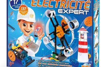 jeux d'électricité jeu éducatif jeu electricite junior jeu pour apprendre l'électricité kit apprentissage electricite jeu électricité jeu électricité 12 ans circuit d'expériences électriques le labo des curieux l'électricité