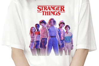 t-shirts stranger things eleven t shirts stranger things femme