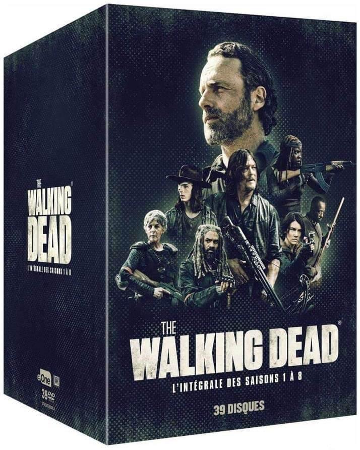 Zombies T Shirt S-XXL Hommes Femmes Morts Vivants Horreur Walking Dead